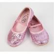 Scarpetta glitter rosa tg. 24
