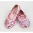 Scarpetta glitter rosa tg. 26