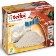 Malta per casette Teifoc 1 kg
