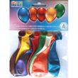 8 Palloncini metallizzati elio