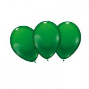 8 palloncini verdi lattice