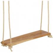 Seggiolino altalena in legno 48x15