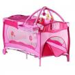 Lettino da viaggio Sleeper Pink Baby Go