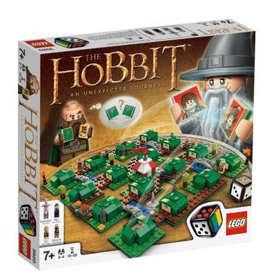 3920 Lego Games The Hobbit