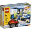 4636 Lego Mattoncini Set Costruzioni Polizia