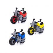 Moto in plastica colori assortiti