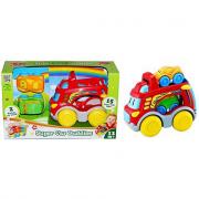 Camion bisarca giocattolo