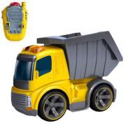 Camion con cassone a infrarossi