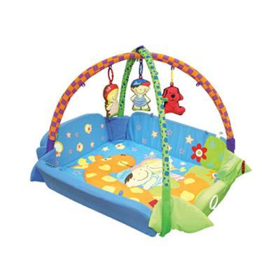 Tappeto luci e suoni con palestrina per neonati k 39 s kids - Tappeto per neonati ...