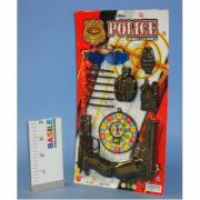 Armi giocattolo Polizia blister