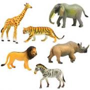 Animali savana 6 pezzi