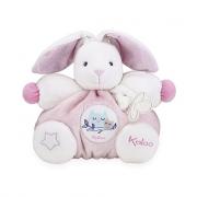 Coniglietto rosa patapouf medio
