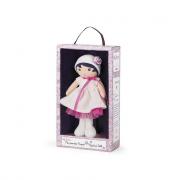 Bambola in stoffa perle media