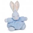 Coniglio medio patapouf perle azzurro