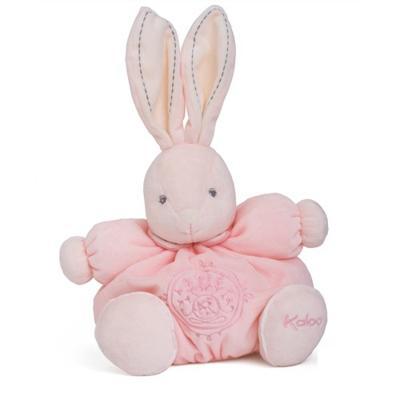 Coniglio medio patapouf perle rosa