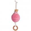 Carillon palla musicale mini patapouf rosa Kaloo