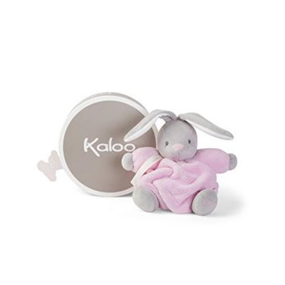 Coniglietto rosa plume patapouf piccolo