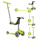 Monopattino Evolutivo Globber Go Up Sporty Verde Lime