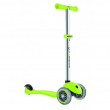Monopatino globber lime green