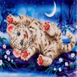 Baby Tiger Roly Poly
