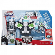 Rescue bots rescue team Artic boulder