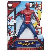 Spiderman personaggio interattivo 38cm
