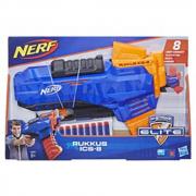 Nerf Elite Rukkus ICS-8 Blaster con Dardi e Caricatore