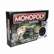 Monopoly Voice Banking. Gioco da tavolo