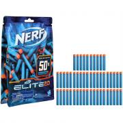 Nerf elite 50 colpi