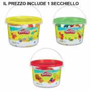 Playdoh mini secchiello