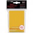 Busta 60 proteggi carte giallo