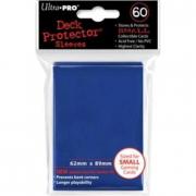 Busta 60 proteggi carte blu