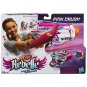 Pistola Nerf Pink Crush per bambine