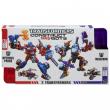 Transformers Construct Bots Optimus Prime e Megatron Hasbro