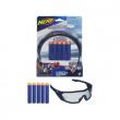 Nerf N Strike Elite Vision Gear + 5 freccette