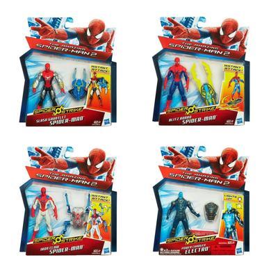 Spiderman Strike personaggio cm. 10