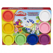 Play-Doh Rainbow Pack 8 vasetti