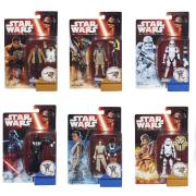 Star Wars personaggi 10 cm. Desert Mission ass.