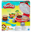 Burger set playdoh
