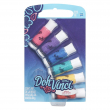 Doh Vinci refill colori Sparkle x 6