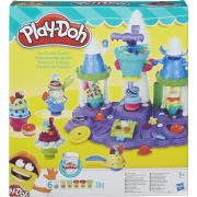 Play-Doh Il Castello dei Gelati con Pasta Modellabile