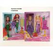 Rapunzel o La sirenetta creazioni parrucchiera