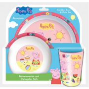 Set Pappa Tropical Peppa Pig