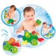 La famiglia delle tartarughe da bagno Tomy