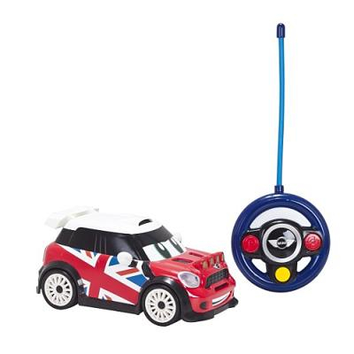 Mini cooper RC go red jack