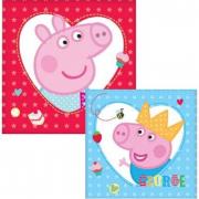 Tovaglioli di carta Peppa Pig