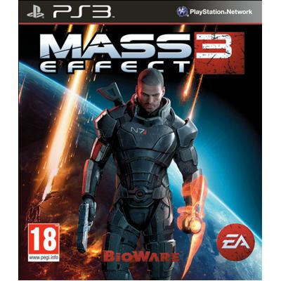 Mass Effect 3 Playstation 3