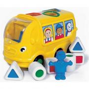 Scuolabus - Forme ad incastro