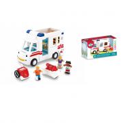 Robin l'ambulanza a frizione