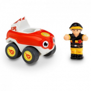 Wow Toys Mini WOW Blaze the Fire Truck